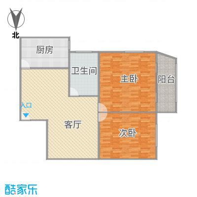 乐山大楼户型图