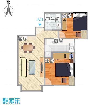 北京城建・福润四季户型图