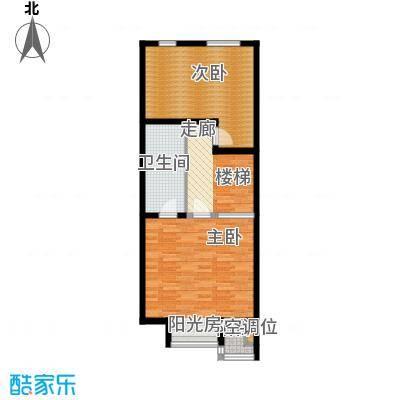 尚东庭A区A1号楼4单元三层户型