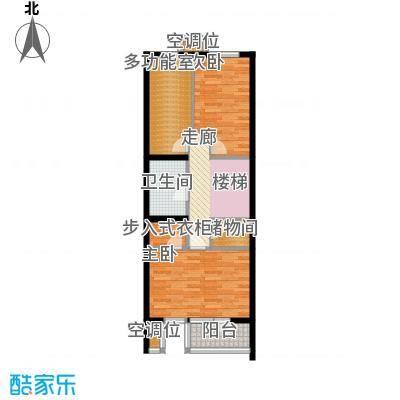 尚东庭A区A1号楼5单元二层户型