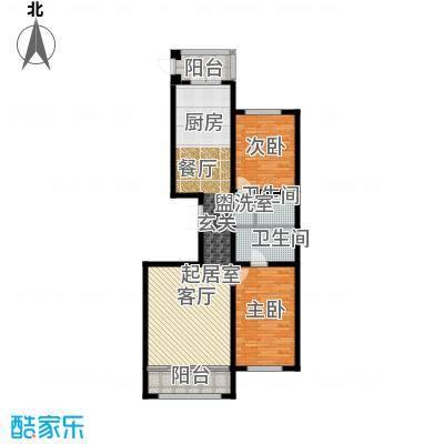 大正莅江125.72㎡二期9#1单元2门/2单元1门 建筑面积125.72平米户型2室2厅2卫