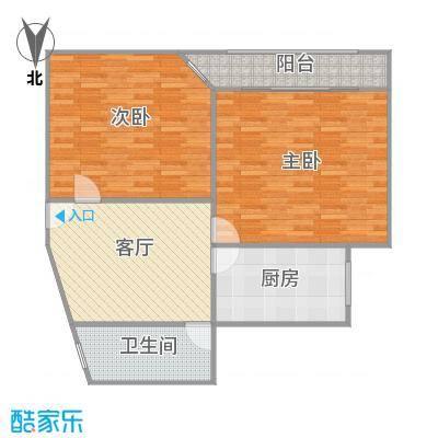 德六高层小区户型图