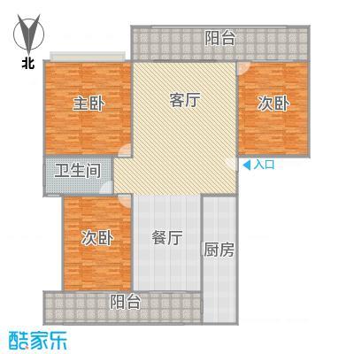 大华锦绣华城第12街区户型图