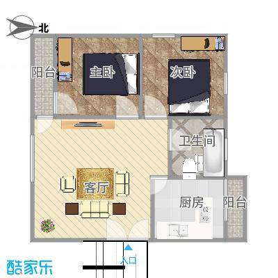 凤凰山庄4-1-0501