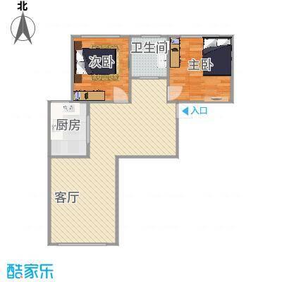 天麓花园两室两厅