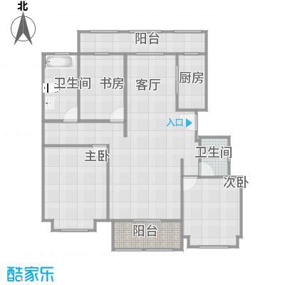 新虹桥雅苑户型图