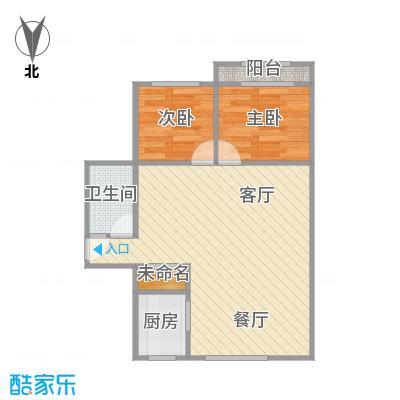 天申综合小区户型图