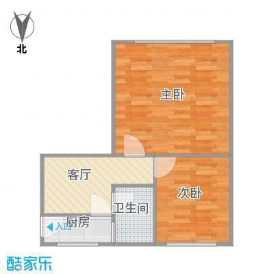 瞿溪新村户型图