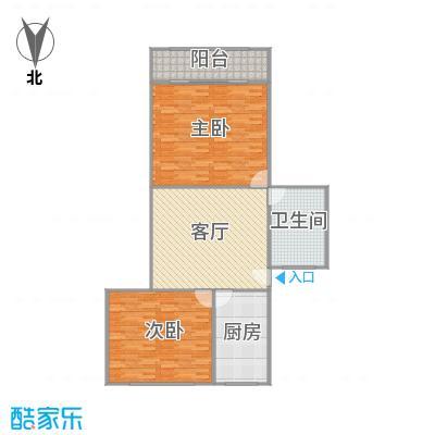 龙港小区户型图