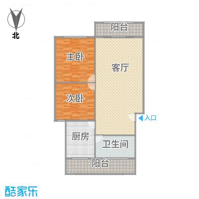 车站新村户型图