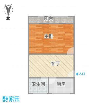 新泾六村户型图