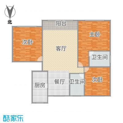 大华锦绣华城第4街区户型图