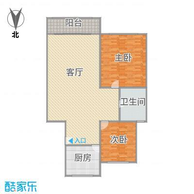 新理想家园户型图