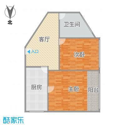 梅陇五村户型图