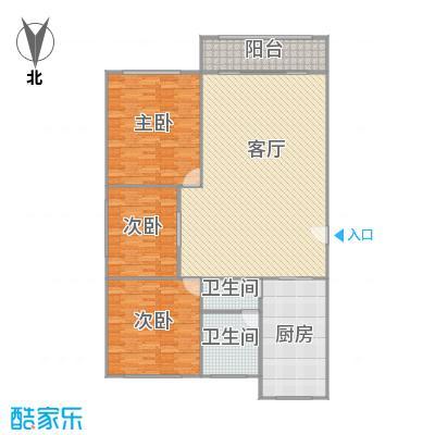 东丽苑户型图