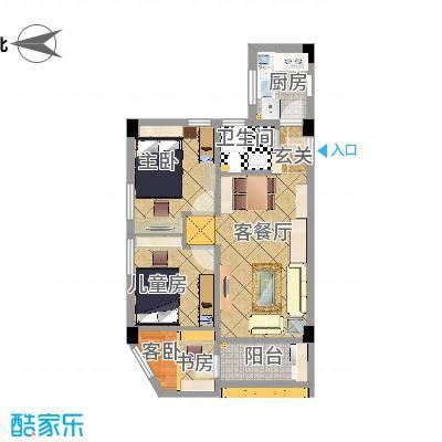 东河苑小区--改造方案5