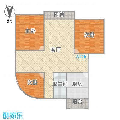 大华锦绣华城第19街区户型图