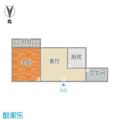 东方悦居户型图