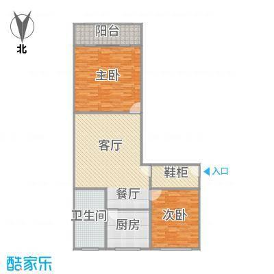 龙南七村户型图