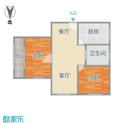 庆余公寓户型图