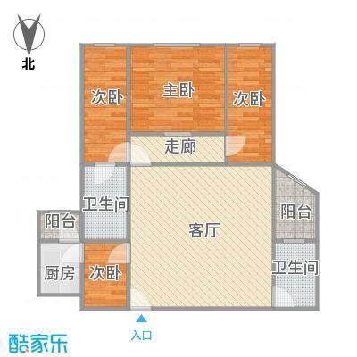 荣城花苑户型图