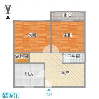 莘松五村户型图