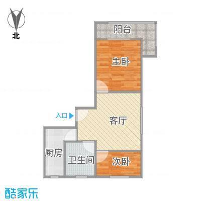 曹杨路623弄小区户型图