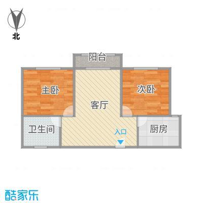 广洋华景苑户型图