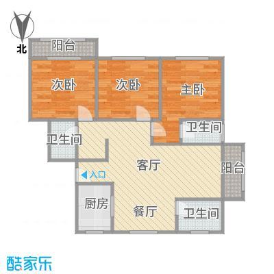 曹杨五月天户型图