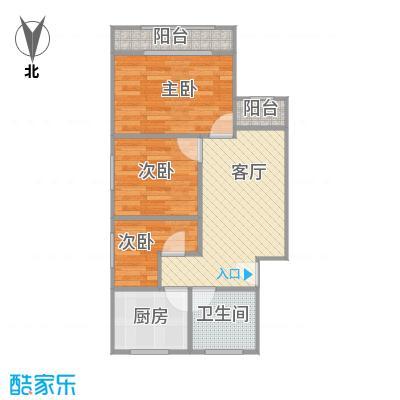 众盛公寓户型图