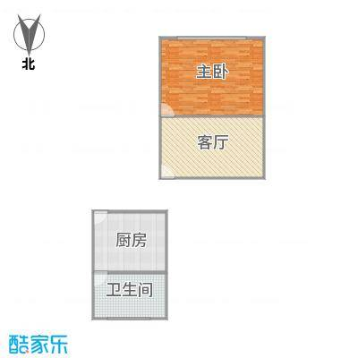 宜川六村户型图