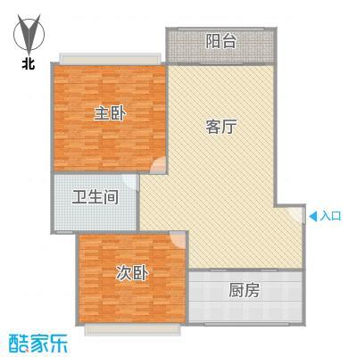 七韵美地苑户型图