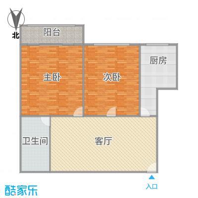 中福浦江汇户型图