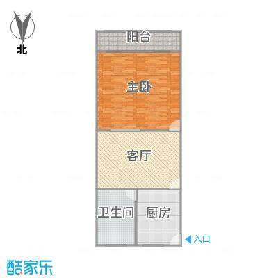 幸福第一公寓户型图