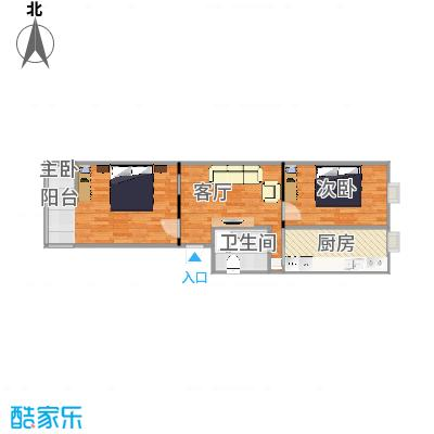 西三庄街电气化宿舍