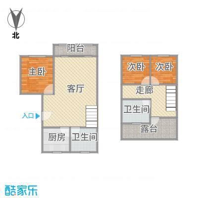 仙霞大郡户型图