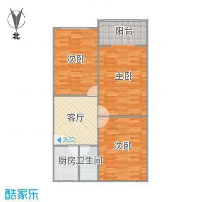 淞南八村户型图