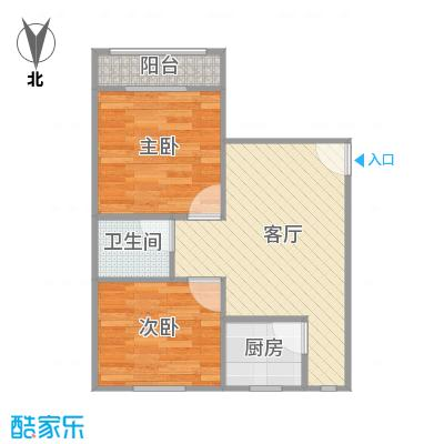 白玉兰馨园户型图