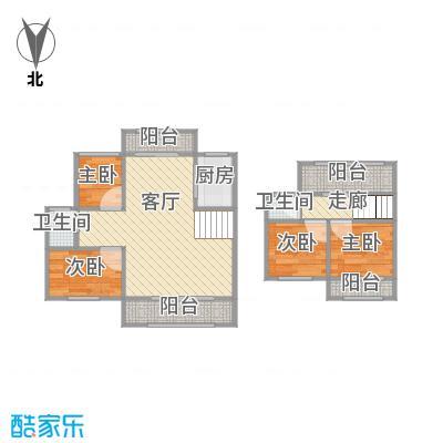 华景苑户型图