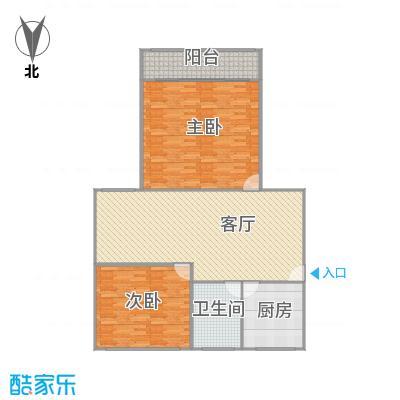 太阳公寓户型图