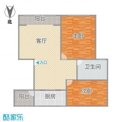 天鹅泉公寓户型图