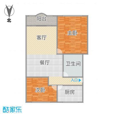 明欣公寓户型图