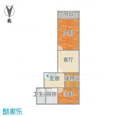 仙乐小区户型图