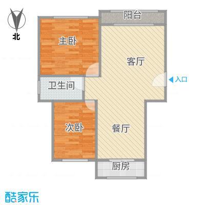 岭南翠庭户型图