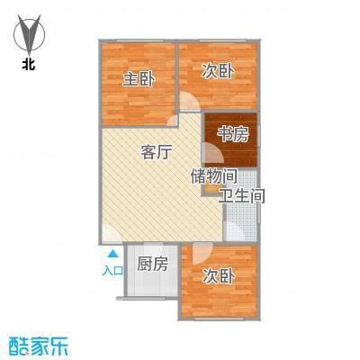 芳秀公寓户型图