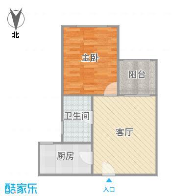 三花现代城户型图