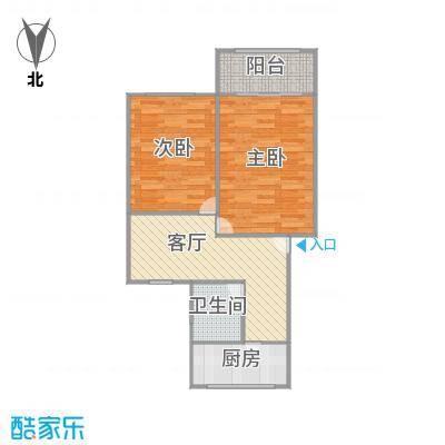 东陆新村四街坊户型图