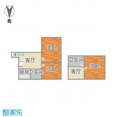 鹏海东苑户型图