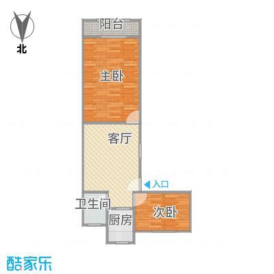 共康四村户型图
