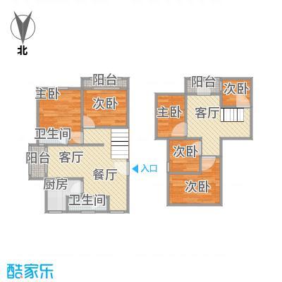 梧桐城邦二期户型图